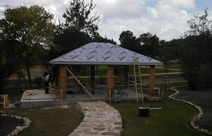 Garden Ridge Construction Project 11